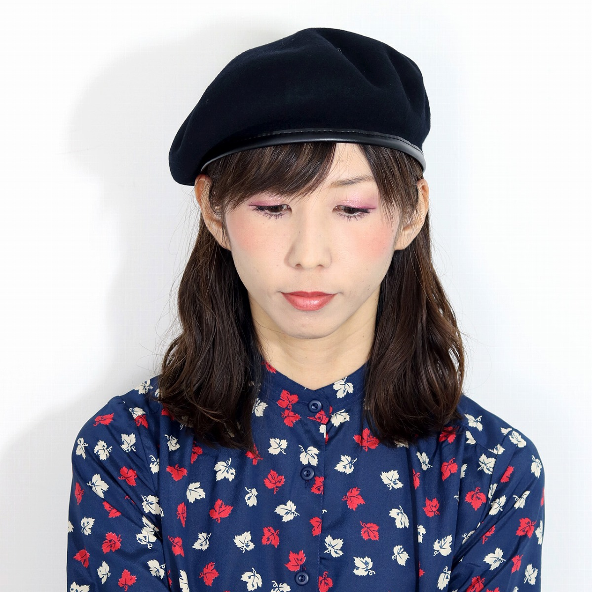 Beret men gap Dis hat black black (Christmas gift packing lapping free of  charge) made in army beret GUERRA basque wool galley Italy in the fall and  winter b7a278368b5d