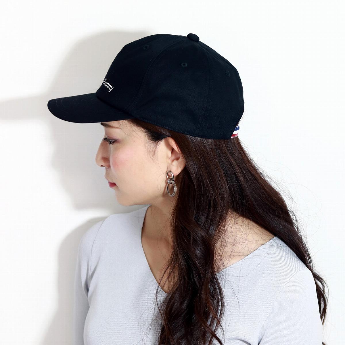 1003d2817d274 ELEHELM HAT STORE  Mark brand Bupleurum Root bunny cap men   black ...