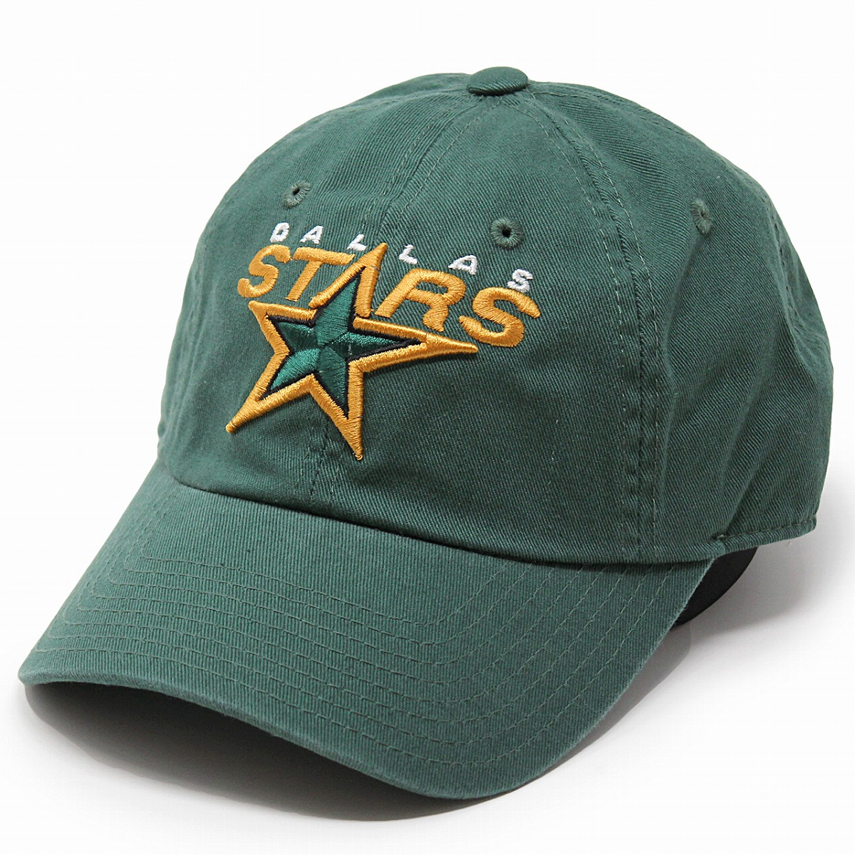 newest 1108d d66c0 ... A Dallas Stars embroidery American needle hat green forest is green in  the cap ice hockey ...
