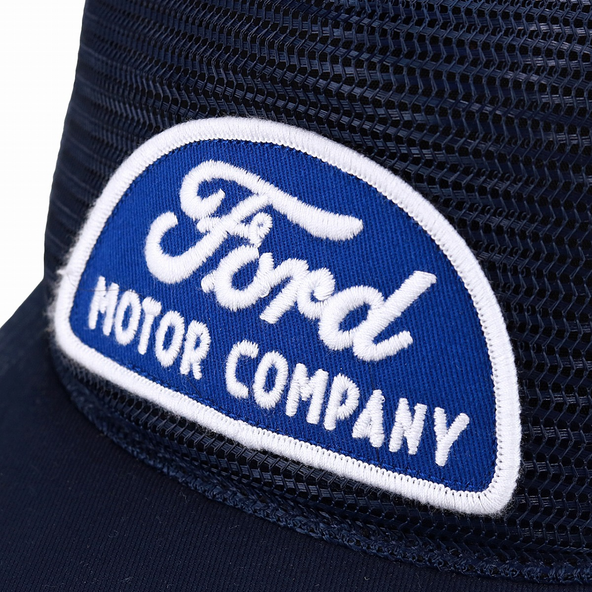 c8678ba63b9 American needle cap ford motor company mesh baseball cap AMERICAN NEEDLE  four season men baseball cap emblem Ford Lady s dark blue navy (Christmas  gift ...
