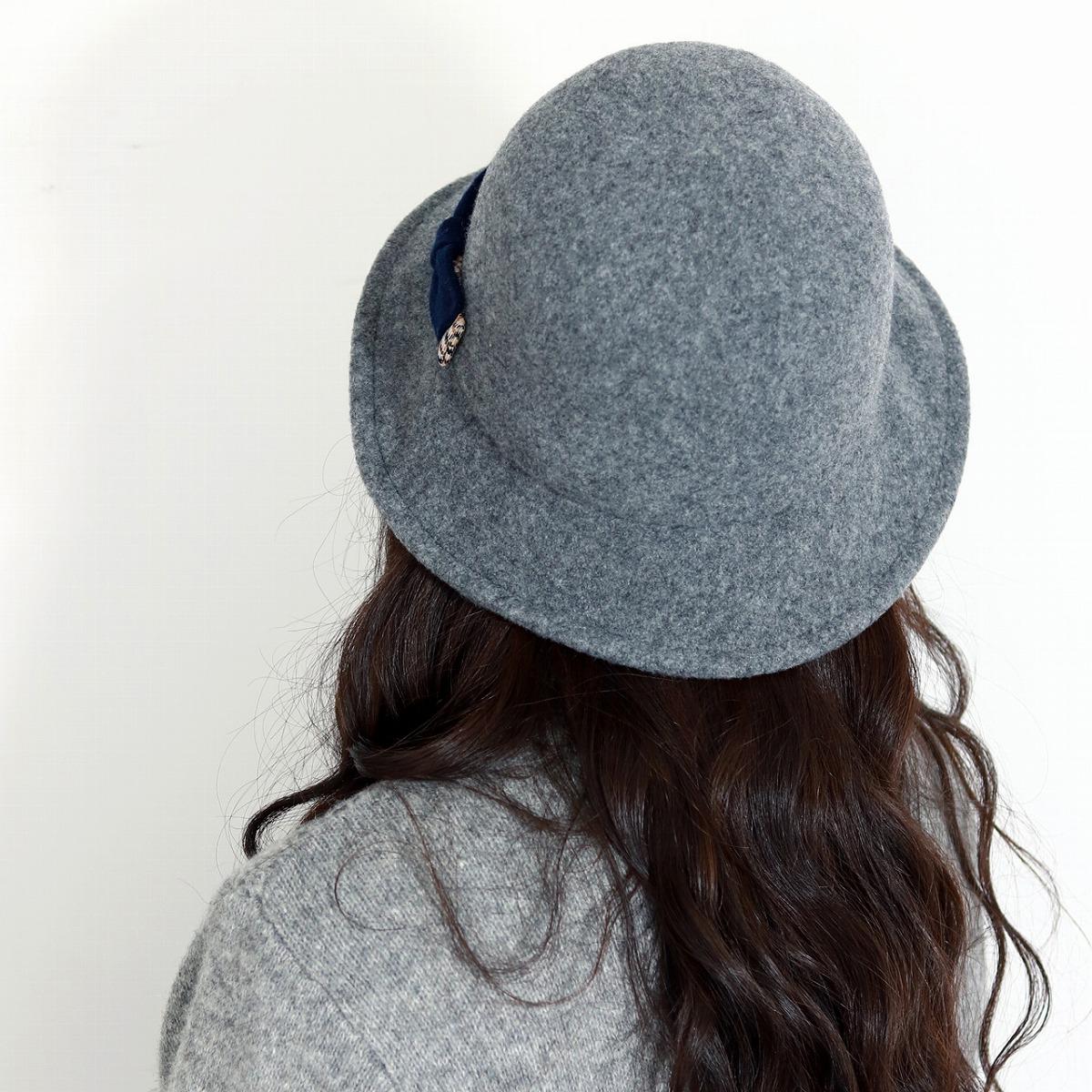 バスク 帽子 レディース 秋冬 ダックス ダウンハット レディース ハット 日本製 DAKS 帽子 上品 サイズ調節可 灰色 グレーhatクリスマス ギフト包装 ラッピング 無料8nPwX0Ok