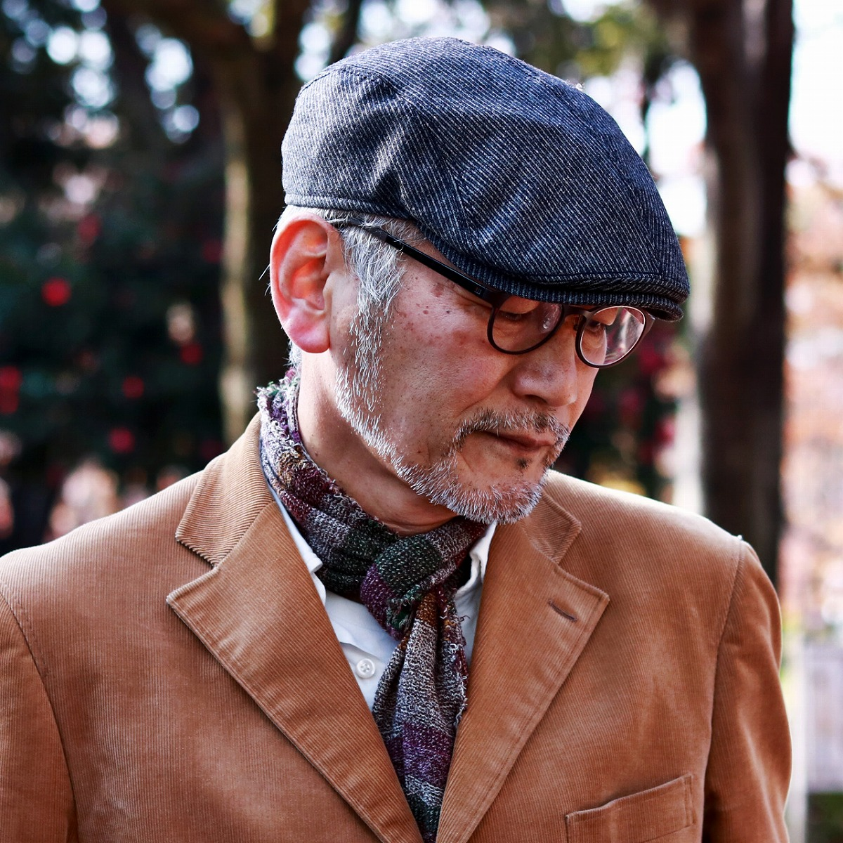 15c91d43cd2e6 ... Gottmann サイズゴットマン hat cold protection men dark gray (Christmas gift  packing lapping free of