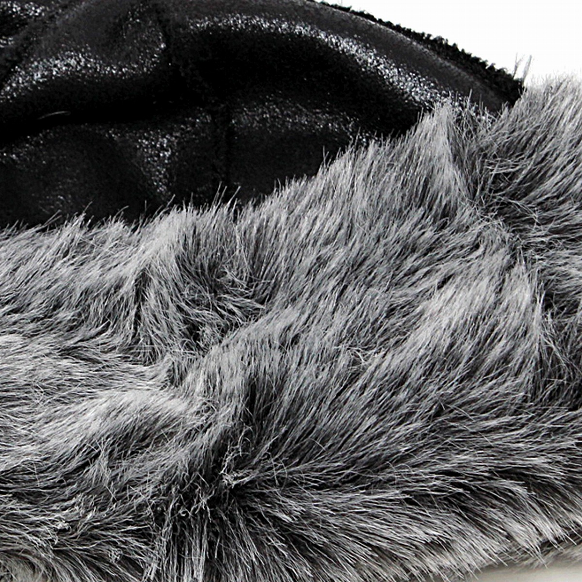 c1e2f29ce ROBERTidea Russia hat hat fur Roberto idea Russian hat Lady's hat black  black (Christmas gift packing lapping free of charge) in the fall and winter