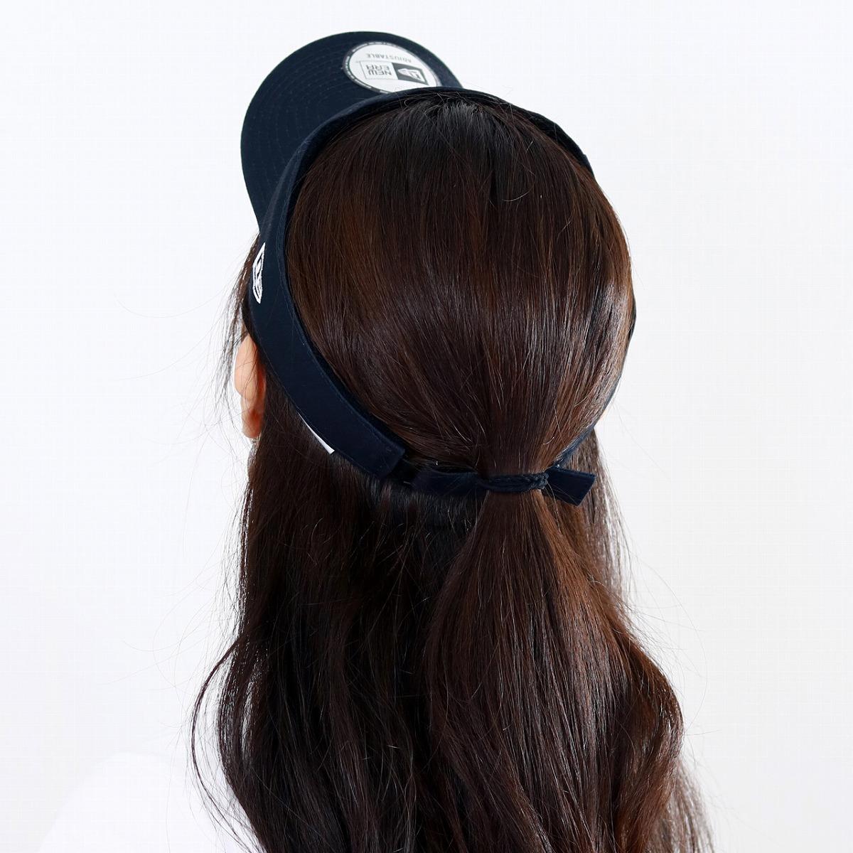 dde1b65a ELEHELM HAT STORE: NEWERA oar season hat Lady's sun visor Lady's ...