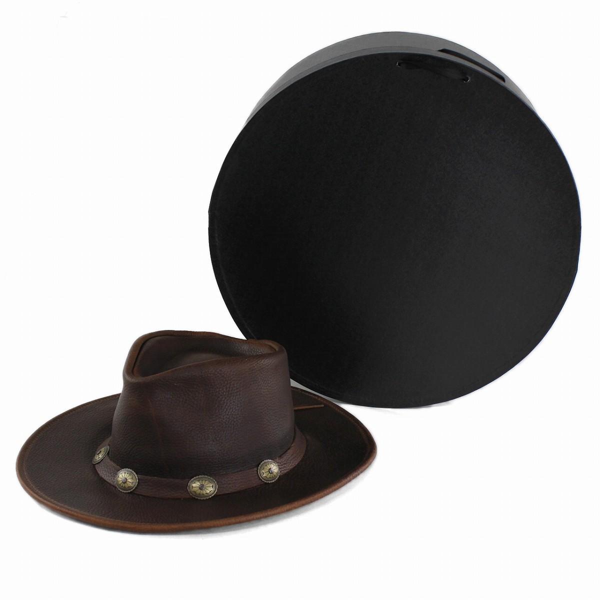 大好評 帽子の保管やプレゼントに最適なHATBOX 帽子保管箱 ハットケース ギフトボックス 帽子 収納 直径39cm 帽子入れ 帽子ケース hatbox 黒 収納グッズ 型崩れ防止 クローゼット ブラック ランキングTOP10 受賞店