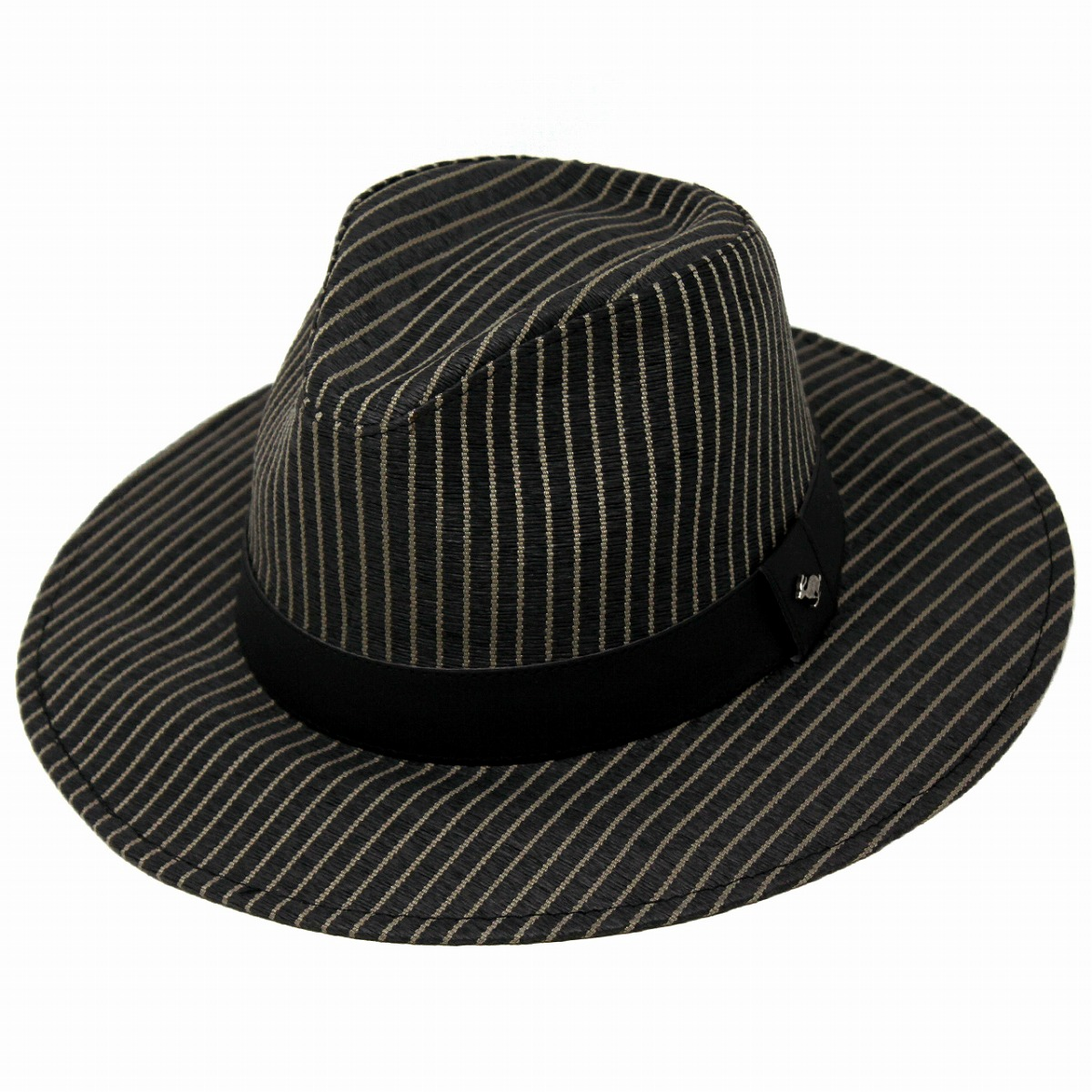 eaa9c737d84 Straw hat Lady s UV cut straw hat   black black  wide-brim hat  with hat men  soft felt hat petergrimm hat Peter Grimm broad-brimmed hat ultraviolet rays  ...
