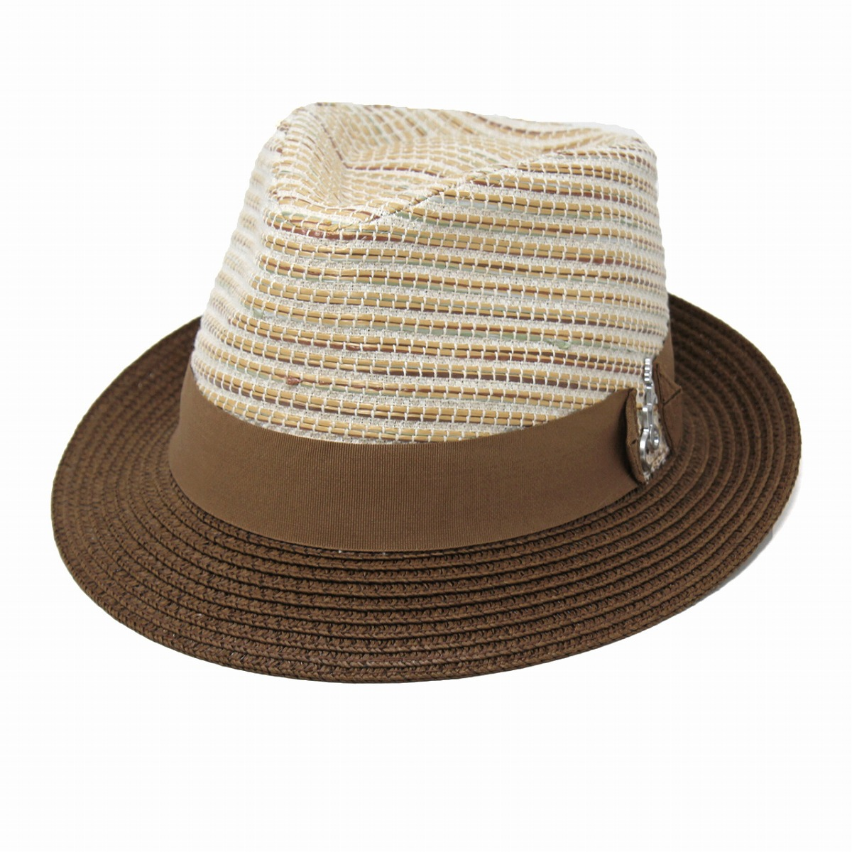 f34cfe75572 Straw hat men CARLOS SANTANA paper material refreshing soft felt hat hat  gentleman hat Carlos Santana hat Lady s soft felt hat guitar motif   tea  brown ...