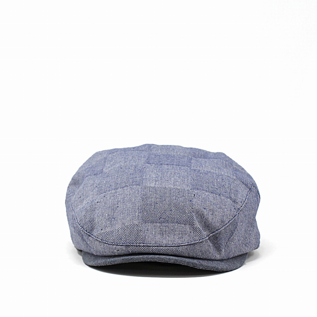 a5122aabbbe8d7 ... Herringbone checked pattern cotton 100 hunting cap block check stetson  men STETSON hat size grain Stetson ...