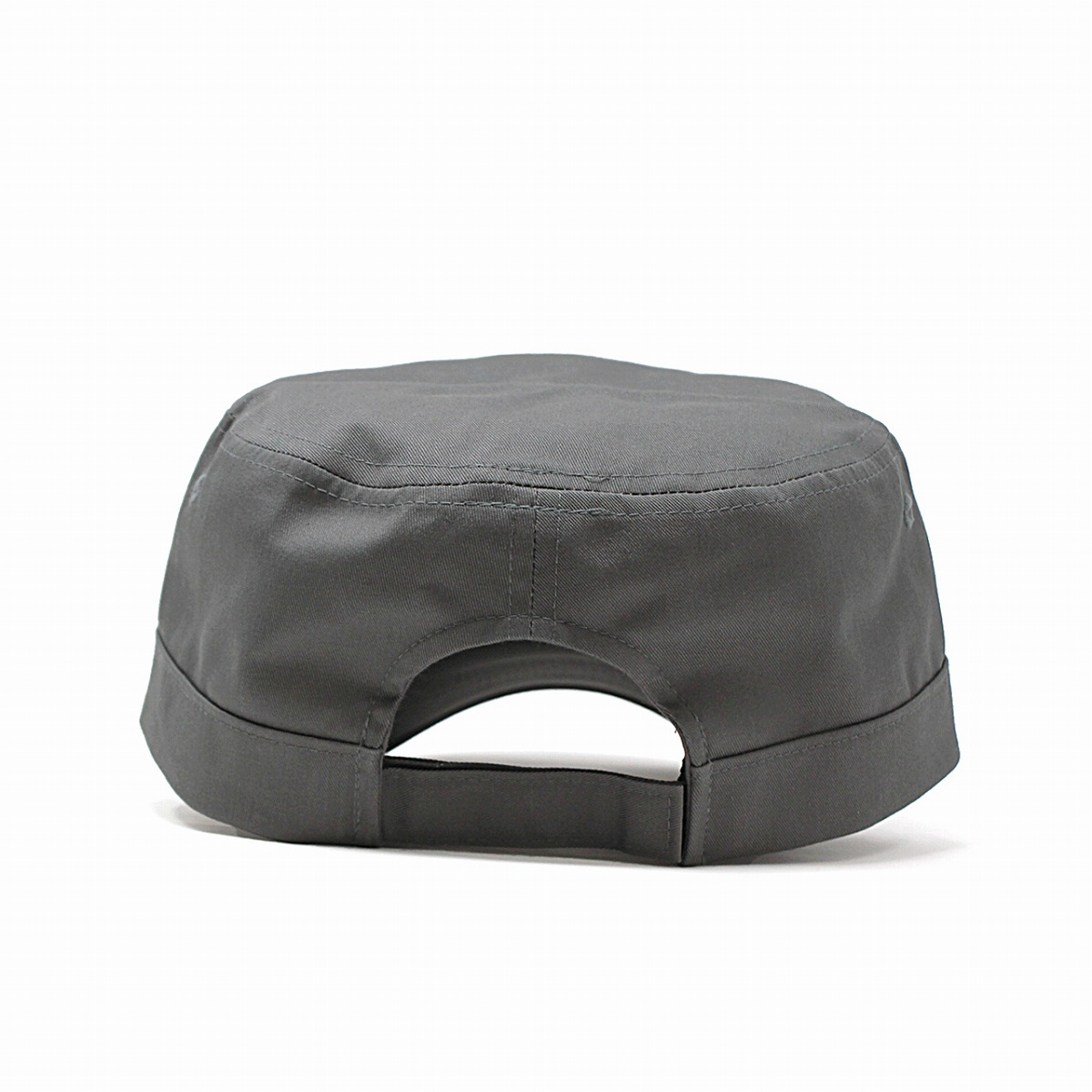 Summer summer cap outdoor gray [cadet cap] that the size big adjustable  size cap sports coordinates adjustable size magic tape size adjustment that