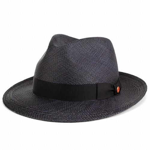 Panama hats mens Hat /MAYSER Hat miser Germany wide brim Panama hats black black / men's hat (hat CAP and clean stylish folks casual adult casual fashion Hat hair hat store Rakuten)