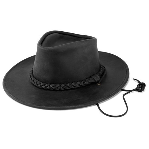 ELEHELM HAT STORE  Leather cowboy hat and leather hats a8199d9ba56