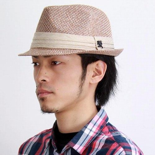 c5b29a55 Clean [fedora] hat mens Hat hemp linen caps Cap light swamp spring summer  Stacy ...