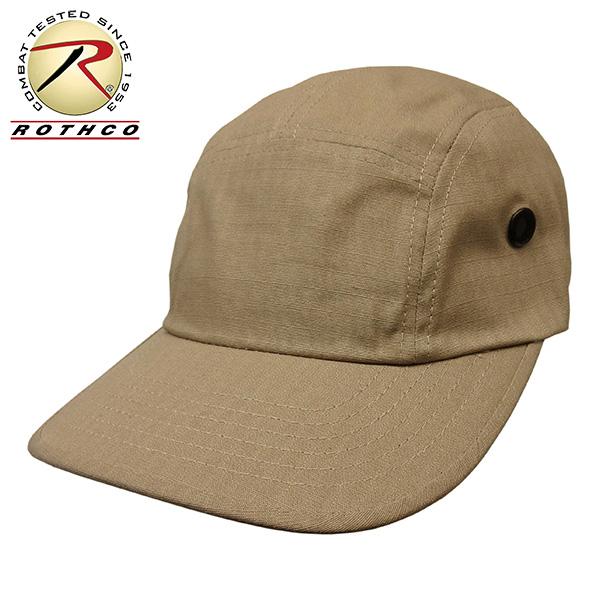 ジェットキャップ 7千円以上で送料無料 ネコポス対応 倉庫 ROTHCO ロスコ キャンプキャップ - CAP P27Mar15 レディース メンズ 期間限定 帽子 RSカーキ