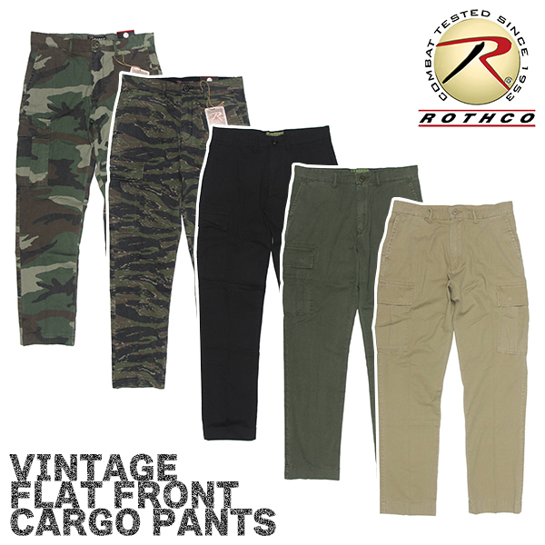 61bcb1e3d9905e Is the US military branded the venerable ROTHCO Inc. cargo pants. Processed  by the vintage Chino fabric soft body, slim-line is characteristic of cargo.