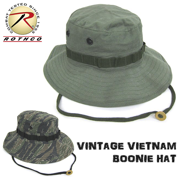 7ef2beeb01aba auc-elephantwalk  ROTHCO vintage Boonie hat (2 colors) ☆ large size ...