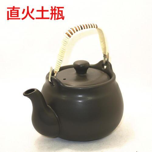 薬草煎 麦茶 ウーロン茶に 安全検査合格品 メイルオーダー 黒2リットル 日本製常滑焼 耐熱陶器 着後レビューで 送料無料 薬草土瓶