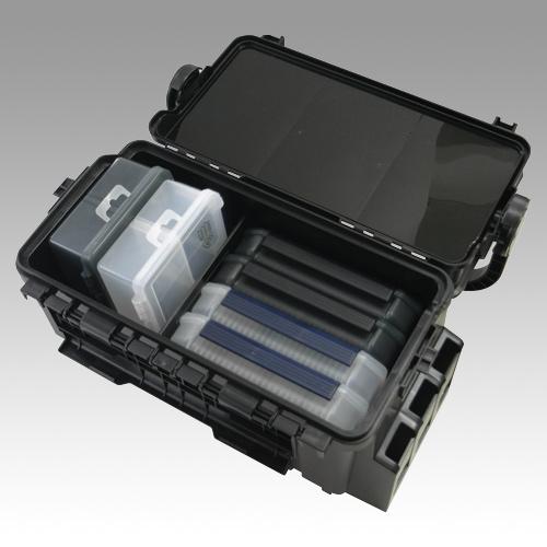 낚시 도구 상자 VS7070 블랙 (메이 붕/VERSUS)