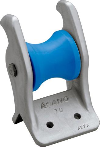 アルミイカリ巻きローラー ASANO(浅野金属) AK3092
