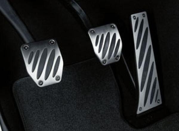 ☆BMW純正☆BMW Performance アルミニウム・ペダル・セット 3シリーズ(E90/E91/E92/E93) MT車 左ハンドル車用
