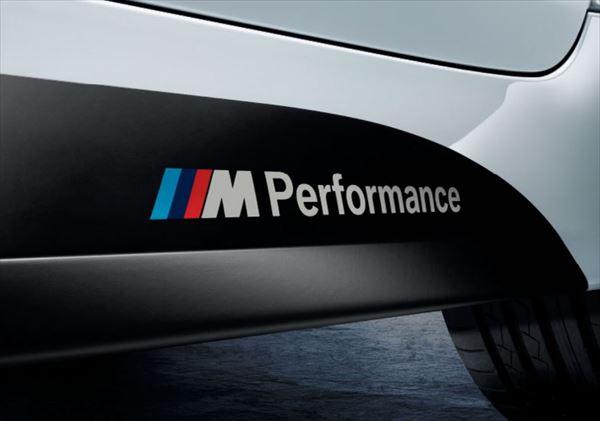 ☆BMW純正☆BMW M Performance サイド・スカート・フィルム 左右セット 5シリーズ(F10/F11)