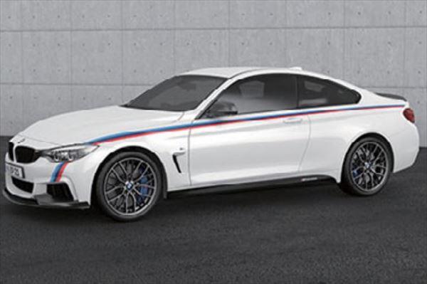 ☆BMW純正☆BMW M Performance モーター・スポーツ・ストライプ 4シリーズ(F32)