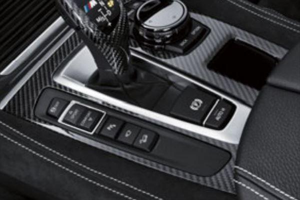 (F16) 左右セット (F15) ブラック・キドニー・グリル X6 X5 ☆BMW純正☆BMW M Performance