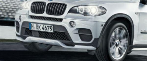 ☆BMW純正☆BMW Performance X5エアロダイナミック・パッケージ フロント・スポイラー/リヤ・スカート・セット X5(E70) 2010.9~生産車用