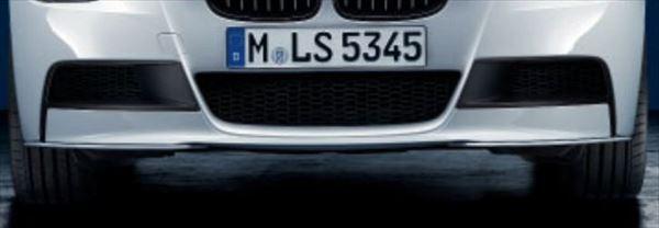 ☆BMW純正☆BMW M Performance エアロダイナミック・パッケージ フロント・スポイラー・セット(クリーナー付) 1シリーズ(F20) (~2015.2生産)