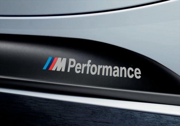 ☆BMW純正☆BMW M Performance サイド・スカート・フィルム 左右セット 1シリーズ(F20)