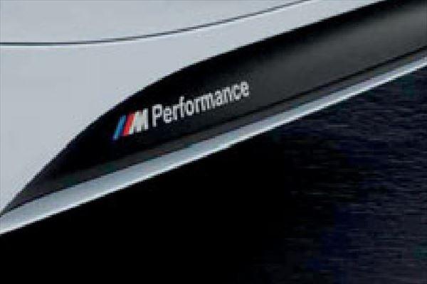☆BMW純正☆BMW M Performance サイド・スカート・フィルム 左右セット 3シリーズ(F30/F31)