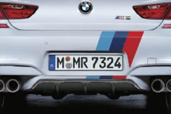 ☆BMW純正☆BMW M Performance カーボン・リヤ・ディフューザー M6(F13/F12/F06)