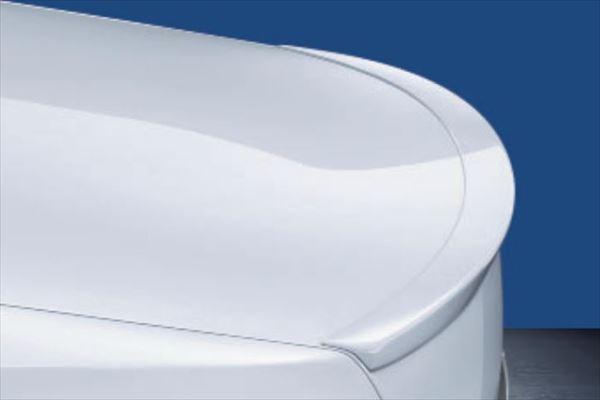 ☆BMW純正☆BMW M Performance リヤ・スポイラー(接着剤付) マット・ブラック 7シリーズ(G11/G12)