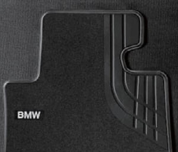 ☆BMW純正☆フロアマット・セットTextile ブラック(Standard) リヤ・セット 4シリーズ(F32)