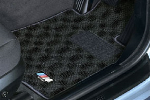 ☆BMW純正☆Mフロアマット・セット 4シリーズ(F36) 420i xDrive 右ハンドル車用