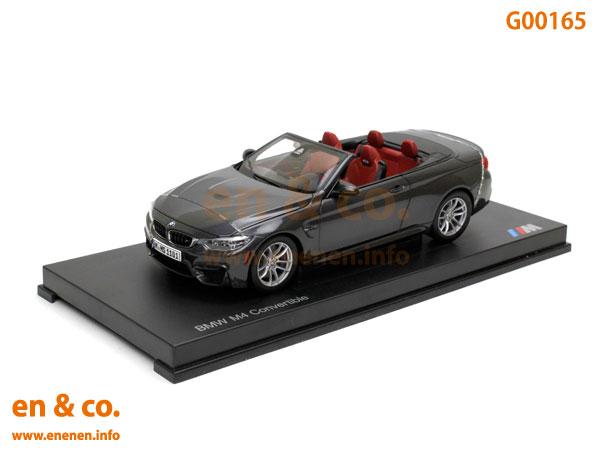 BMW F83 M4コンバーチブル ミニカー 1/18スケール ミネラルグレー (純正品/新品)☆送料無料☆ 当日発送可能(弊社在庫の商品)