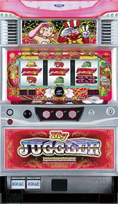 【北電子】マイジャグラー2KK(2013)◆コイン不要機&ゲーム数カウンターセット◆家庭用パチスロ実機【中古】
