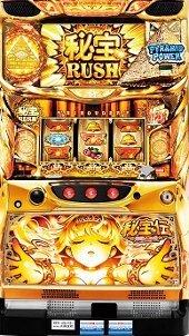 【大都技研】秘宝伝~伝説への道~◆コイン不要機セット◆パチスロ実機【中古】