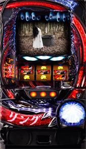 【藤商事】パチスロ リング 終焉ノ刻◆コイン不要機&ゲーム数カウンターセット◆家庭用パチスロ実機【中古】