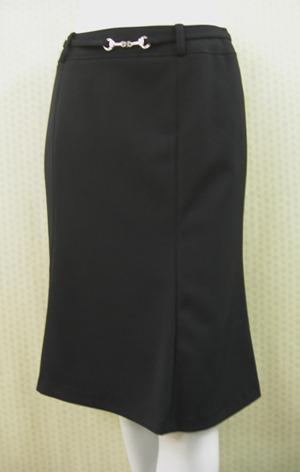 レディス 美脚可愛い タイトフレア スカート SSサイズ 3Lサイズ 再々入荷 希少 黒無地 黒:SS S M 3L 黒スカート 仕事服 ウェストベルト 買収 L 大きいサイズ 美脚系スカート 裏地付き美脚系裾タイトフレアスカート 2L ブラックフォーマル