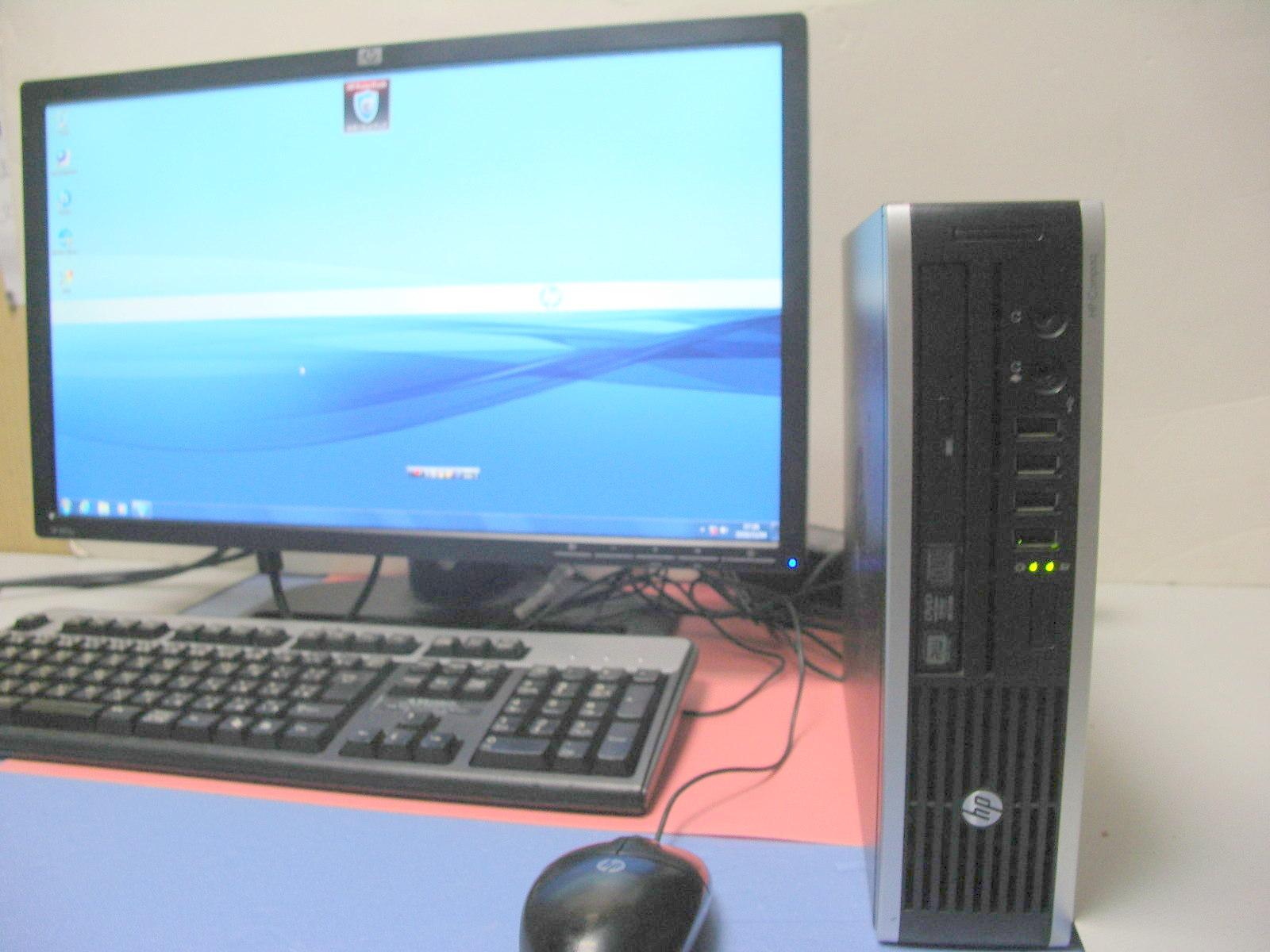 HP 8200US i5 2.7GHz 4GB 160GB  WINDOWS7 【中古】【送料無料】【あす楽対応】