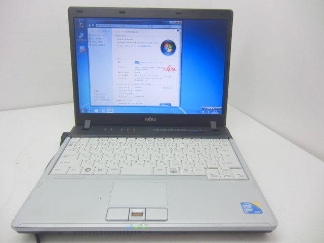 Windows7搭載 P750/A/ C2D 1.4GHz/3GB/160GB/無線LAN スーパーマルチ【中古】【送料無料】【あす楽対応】