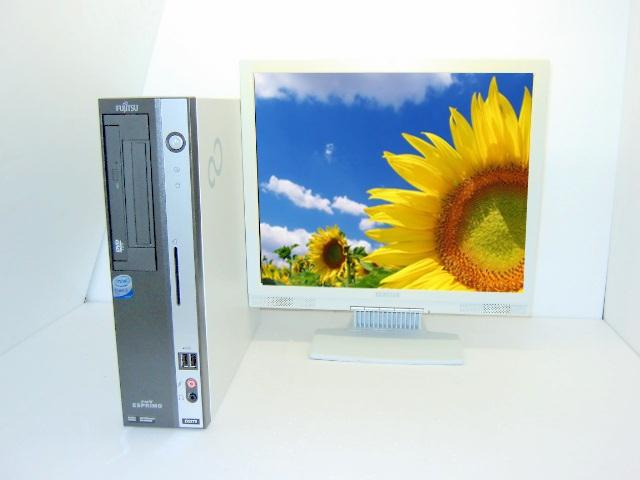 D5370 C2D E8500 3.16GHz/80GB/2GB/19インチ ビスタ【中古】【あす楽対応】