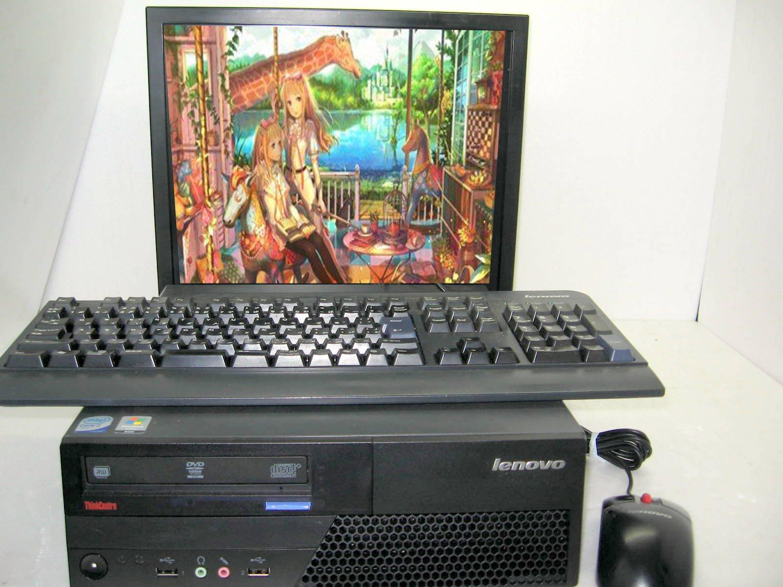 レノボ/IBM M58p C2D 3.16GHz 2GB 160GB マルチ 【中古】【送料無料】【NEWショップ】【あす楽対応】