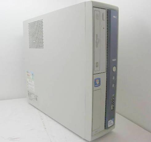 NEC製 PC-MK32/i3 3.2GHz/2GB/160GB/マルチ/Windows7 22インチワイド液晶【中古】【送料無料】【あす楽対応】【あす楽_土曜営業】