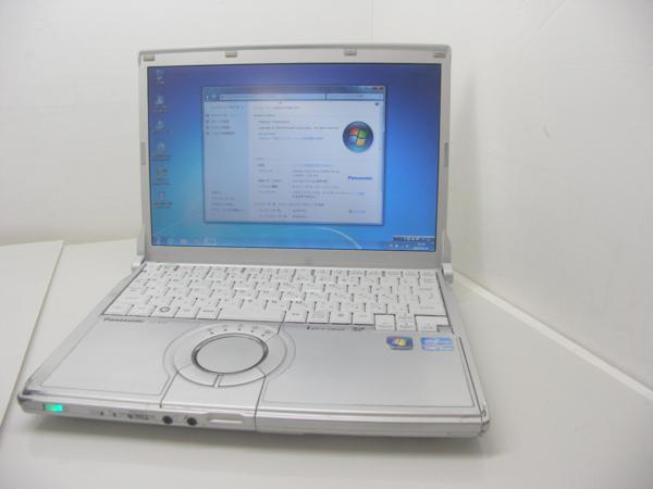 パナソニック レッツノート CF-N10 Panasonic/CF-N10/i5 2.5GHz/4GB/250GB/無線/Windows7/Windows10変更可能【中古】【送料無料】