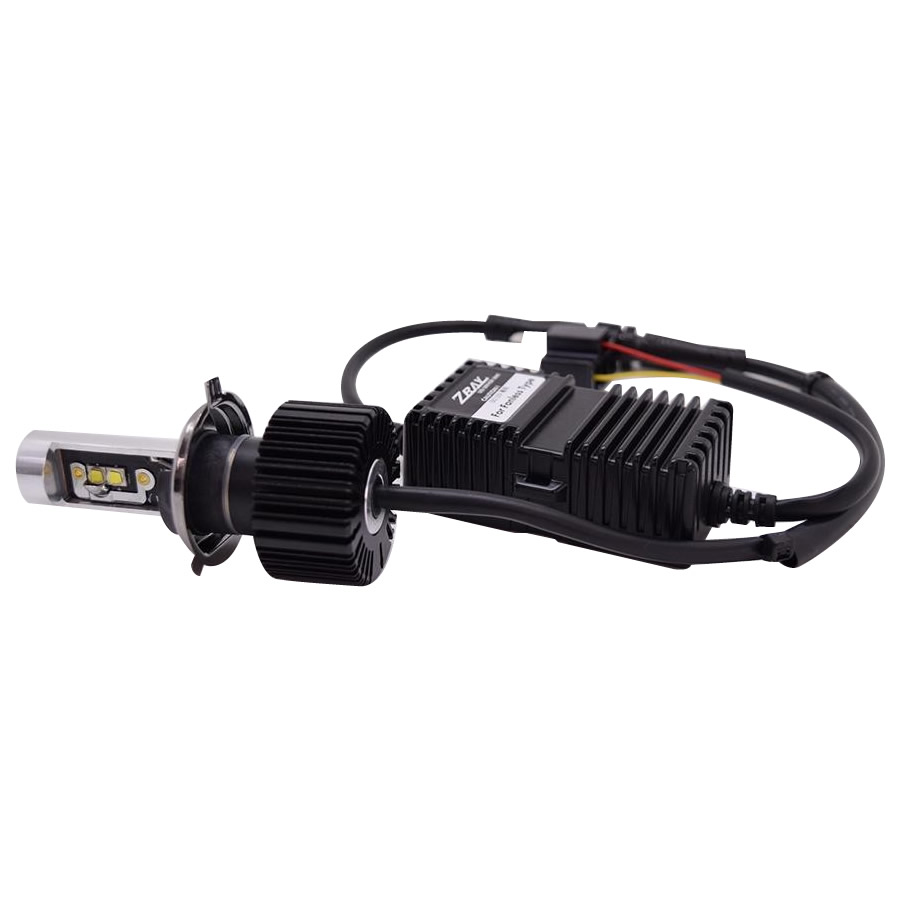 ZRAY ゼットレイ RH5 ヘッドライト専用LEDバルブキット H4ファンレス 6500K NLRH5