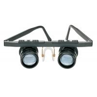 輝い エッシェンバッハ  双眼ルーペ テレ・メッド(遠眼) (4倍) 1634-4:おもしろ雑貨通販エランドショップ-DIY・工具