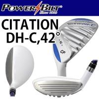 POWER BILT(パワービルト) サイテーションDH-C チッパー 42度