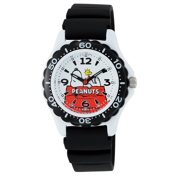 Miscellaneous goods and peripheral equipment errand shop snoopy watch citizen kids watch wrist for Snoopy watches