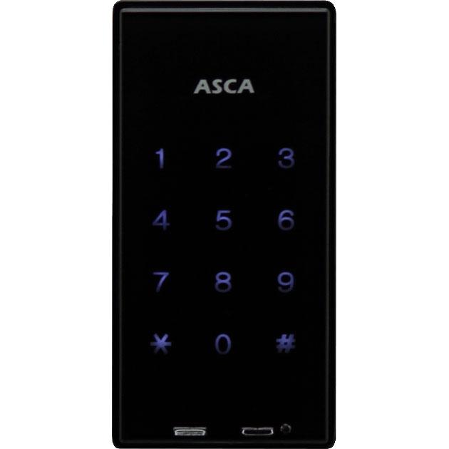 【防犯 玄関】IT LOCK ASCA カードキー 暗証番号 マンション セキュリティ 電子錠 オートロック シェアハウス 自宅 鍵 カギ ピッキング 防止 侵入 空き巣 ストーカー 対策 鍵穴 シリンダー ゼロ 一人暮らし 安全 安心